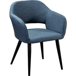 Кресло R-home Oscar Сканди блюарт/черный кресло ресторация сканди 2