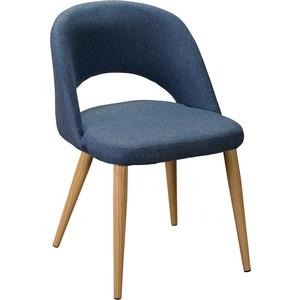 Кресло R-home Lars Сканди блю арт/натур кресло ресторация сканди 2