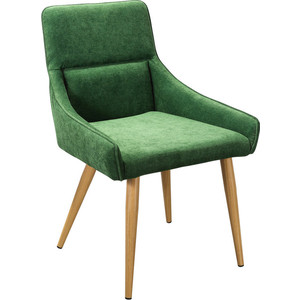Кресло R-home Jean Сканди грин/натур кресло ресторация сканди 2