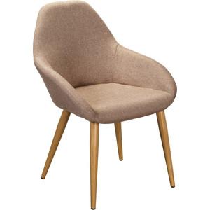 Кресло R-home Kent Сканди браун/натур кресло ресторация сканди 2