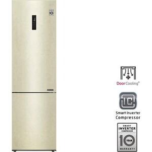 Холодильник LG GA-B509CESL DoorCooling+ фото