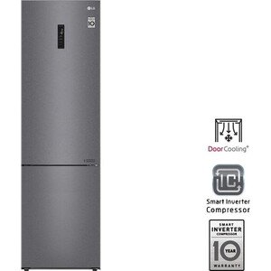 Холодильник LG GA-B509CLSL DoorCooling+