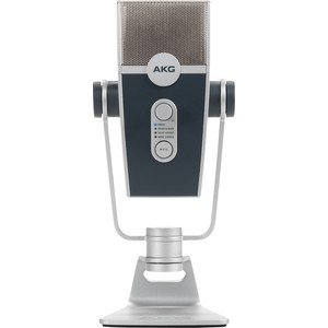 Фото - Микрофон AKG C44-USB black микрофон recording tools mcu 01 usb black стойка и амортизатор