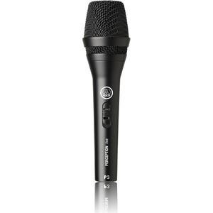 Микрофон AKG P3S black