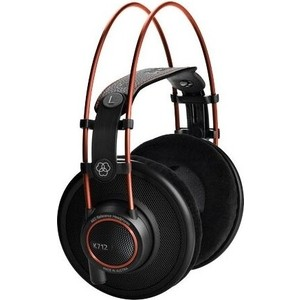 цена на Наушники AKG K712 Pro black/orange