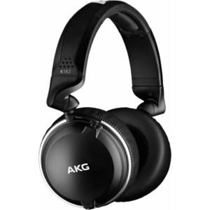 Наушники AKG K182 black цена и фото