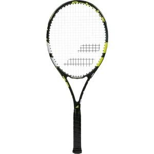 цена на Ракетка для большого тенниса Babolat Evoke 102 Gr2, 121203-271, черно-желто-белый