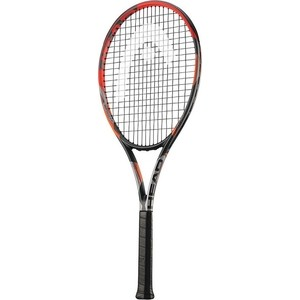 Ракетка для большого тенниса Head MX Attitude Tour Gr3, 234805, черно-оранж. head ракетка для большого тенниса head graphene 360 speed lite 27