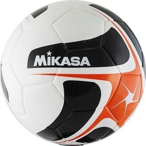 Мяч футбольный Mikasa SCE501-OWBK, р.5, бело-черно-оранжевый футбольный мяч mikasa f571md tr o р 5