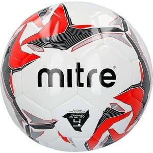 цена на Мяч футзальный Mitre Futsal Tempest II BB9302WYI, р.4, бел-крас-чер-серебро