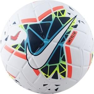 Мяч футбольный Nike Merlin SC3632-100, р. 5, бело-красн-черный merlin 340g 15 58