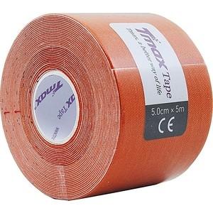 Тейп кинезиологический Tmax Extra Sticky Orange (5 см x 5 м), 423167, оранжевый