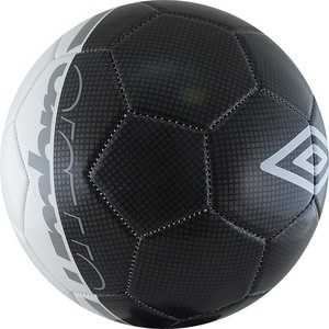 Мяч футбольный Umbro Veloce Supporter 20808U-STT, р.4, черно-бело-серый перчатки вратарские umbro ux precision glove 20533u 11v р 9