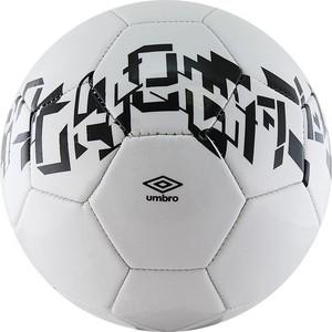 Мяч футбольный Umbro Veloce Supporter 20905U-096, р. 4, бело-черный paulmann 95096