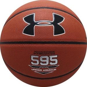 Мяч баскетбольный Under Armour UA595BB р.6, коричнево-черный
