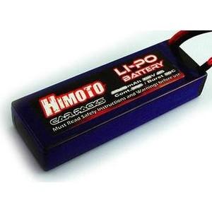 Аккумулятор Himoto Li-Po 5000mAh, 7,4V, 30C, T-plug - LP7450