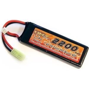 Аккумулятор Vant LiPo 2200mAh 20C 7.4V - VB-LIPO2200H20C-7.4V