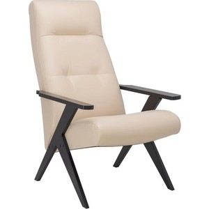 Кресло Leset Tinto (стационарное) венге/ polaris/beige