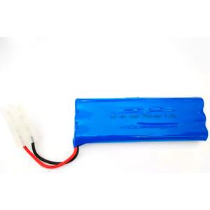Аккумулятор Leyu 7.2v 750mAh NI-MH AAA - LS655-01 аккумулятор hpi racing ni mh 7 2в 6s 2400 мач