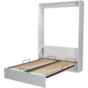 Шкаф-кровать Элимет Studio белый 140x200