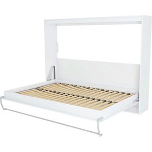 Шкаф-кровать Элимет Strada белый 140x200