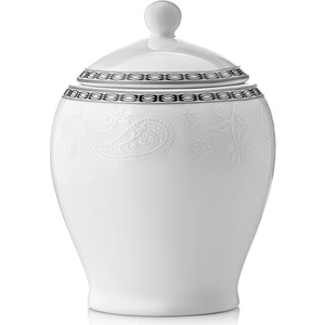 Фото - Сахарница 350 мл Esprado Arista White (ARWL35WE307) сахарница best home porcelain evita 350 мл
