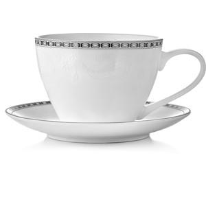 Чайная пара 315 мл Esprado Arista White (ARW031WE303)
