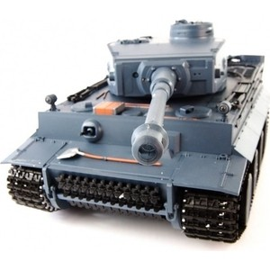 Радиоуправляемый танк Heng Long German Tiger масштаб 1:16 2.4G - 3818-1 V6.0 радиоуправляемый танк taigen german tiger 1 metal edition late version масштаб 1 16 2 4g