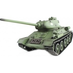 Радиоуправляемый танк Heng Long Russia T34-85 Pro масштаб 1:16 2.4G - 3909-1Pro V6.0