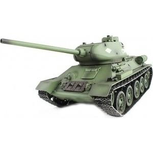 Радиоуправляемый танк Heng Long Russia T34-85 масштаб 1:16 2.4G - 3909-1UpgA V6.0
