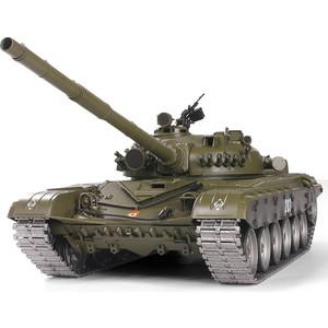 Радиоуправляемый танк Heng Long Russian T-72 масштаб 1:16 2.4G - 3939-1Pro V6.0