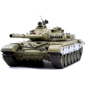 Радиоуправляемый танк Heng Long Russian T-72 масштаб 1:16 2.4G - 3939-1Upg V6.0