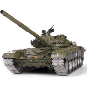 Радиоуправляемый танк Heng Long Russian T-72 масштаб 1:16 2.4G - 3939-1UpgA V6.0