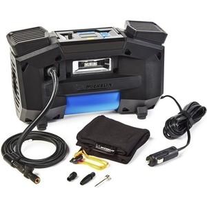 Компрессор автомобильный MICHELIN цифровой двухпоршневой, программируемый, 12В, с LED подсветкой