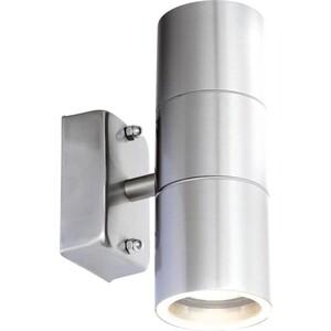 Уличный настенный светодиодный светильник Globo 3201-2L