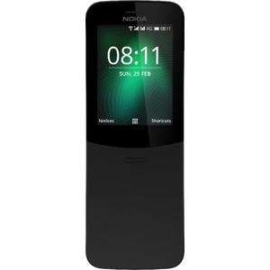 Мобильный телефон Nokia 8110 Dual Sim Black цена 2017