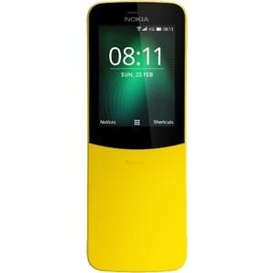 Мобильный телефон Nokia 8110 Dual Sim Yellow цена 2017