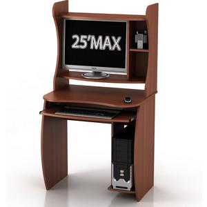 Стол компьютерный ТД Ная Прямой КС-6 Бекас+КН6 яблоня локарно алина александровна исаева александрович избранное