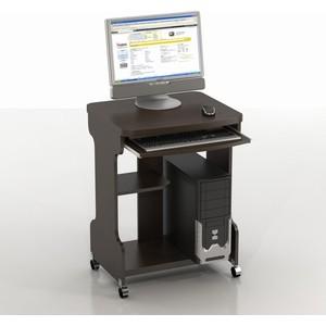 Стол компьютерный ТД Ная Прямой КС-9 Киви венге фото