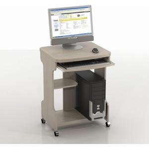 Стол компьютерный ТД Ная Прямой КС-9 Киви дуб беленый