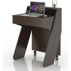 Стол компьютерный ТД Ная Прямой КС-23 стриж венге