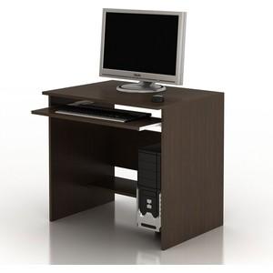 Стол компьютерный ТД Ная Прямой КС-25 Корелла венге