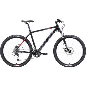 цена Велосипед Stark 19 Armer 27.6 HD чёрный/серый/красный 18