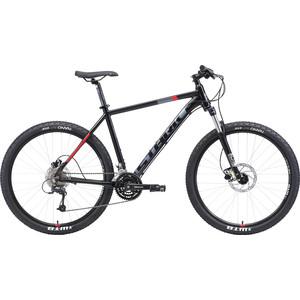 цена на Велосипед Stark Armer 27.6 HD (2019) чёрный/серый/красный 20