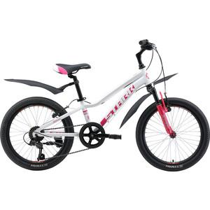 Велосипед Stark 19 Bliss 20.1 V белый/розовый