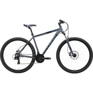 цена на Велосипед Stark 19 Hunter 29.2 HD серый/чёрный/синий 18