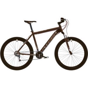 Велосипед Stark 19 Indy 26.1 V коричневый/кремовый/белый 18 цена