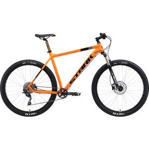 Велосипед Stark Krafter 29.7 HD (2019) оранжевый/чёрный 18