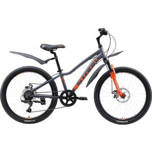 Велосипед Stark 19 Rocket 24.1 D серый/оранжевый