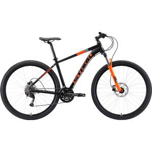 Велосипед Stark Router 29.4 HD (2019) чёрный/оранжевый/серый 20